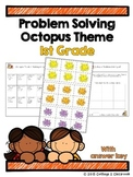 Problem Solving Octopus Math Edition