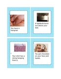 Problem Solving Picture Cards with Solutions for Special E