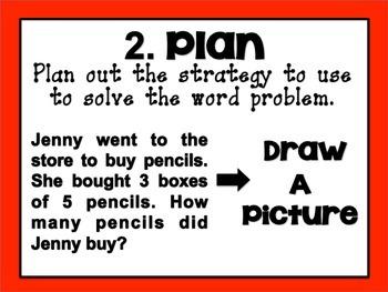 Problem Solving Poster