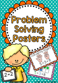 Maths Problem Solving Posters