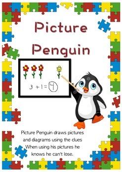 Problem Solving Posters - Junior