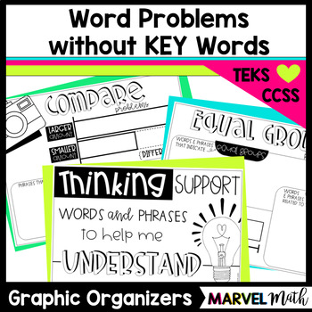 Problem Solving Posters: Truly Teach Thinking without using Key Words
