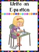 Problem Solving Posters for Math - Rainbow Burst