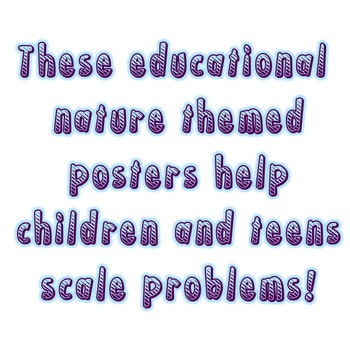 Problem Solving & Problem Scaling Posters