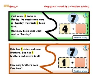 Problem Solving Puzzles
