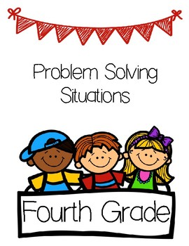 Problem Solving Situations-Book