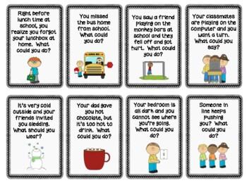 Problem Solving - Elementary Students