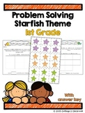 Problem Solving Starfish Math Edition