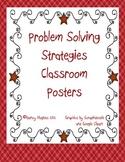 Problem Solving Strategies Classroom Posters