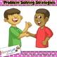 Problem Solving Strategies Clip art