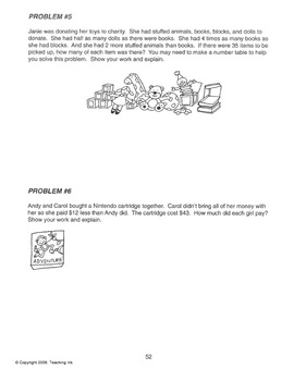 Problem Solving Strategies (Grades 4-5) by Teaching Ink