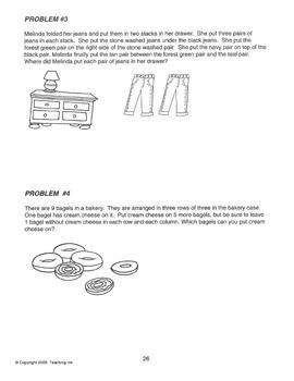 Problem Solving Strategies (Grades 4-5) by Teaching Ink
