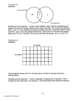 Problem Solving Strategies (Grades 5-6) by Teaching Ink