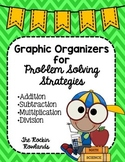 Problem Solving Strategies Graphic Organizers