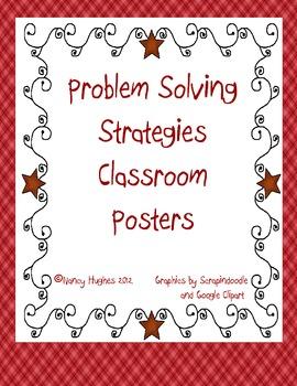 Problem Solving Strategies K - 3