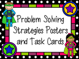 Problem Solving Strategies:  Posters and Task Cards