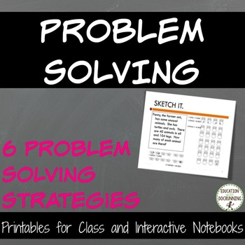 Problem Solving Strategies for bulletin boards and  intera