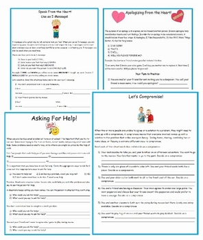 Problem Solving Strategies Worksheets By School Counseling Is Magical