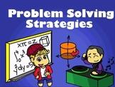 Problem Solving Strategies in Algebra