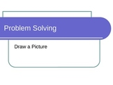 Problem Solving Strategy - Draw a Picture - Common Core