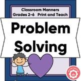 Problem Solving 2-6 Freebie