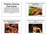Problem Solving Task Cards