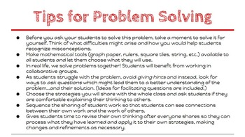 Problem Solving Task_The Bunny Problem_Area/Perimeter/Arrays