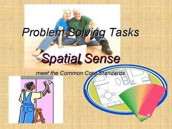 Problem Solving Tasks: Spatial Sense.