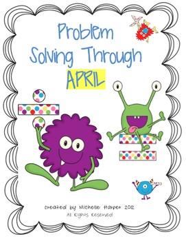 Problem Solving Through April