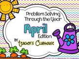 Problem Solving Through the Year: April Edition