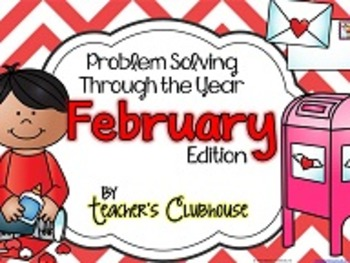 Problem Solving Through the Year: February Edition