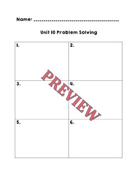 Problem Solving- Time to the 5 Minute Interval