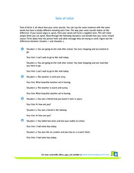 Problem Solving, Tone & Topics Bundle