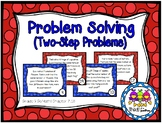 Problem Solving: Two-Step Word Problems (Grade 3 GoMath! 7.10)