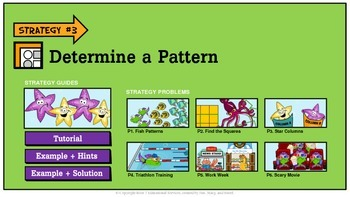 Problem Solving Unit 3: Determine a Pattern