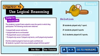 Problem Solving Unit 6: Use Logical Reasoning