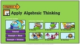 Problem Solving Unit 7: Apply Algebraic Thinking