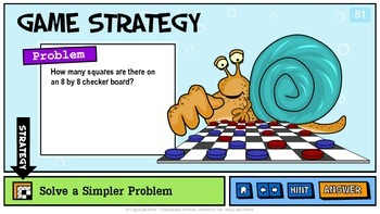 Problem Solving Unit 8: Solve a Simpler Problem