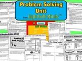 Problem Solving Unit from Lightbulb Minds