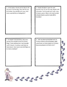 Problem Solving Using Key Words