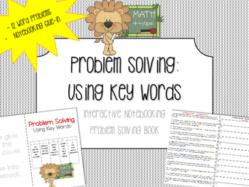 Problem Solving: Using Key Words