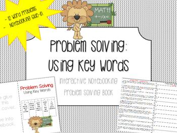 Problem Solving: Using Key Words