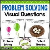 Problem Solving: Visual Questions
