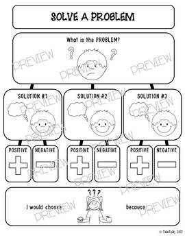 Problem Solving Visual Support