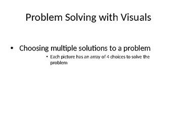 Problem Solving Visuals