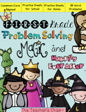 Problem Solving With Bar Modeling: Primary Grades