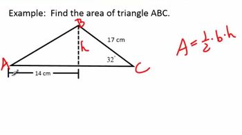 Problem Solving With Right Triangle Trigonometry