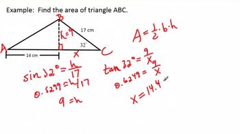 Problem Solving With Right Triangle Trigonometry (SCORM)
