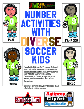 Problem Solving Without Keywords: Diverse Soccer Team with Clue Cards