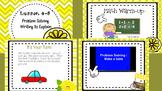 Problem Solving:  Writing to Explain - Envisions 4-5